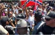 Ku Klux Klan Clash With Black and Anti-Racism Protesters in South Carolina Over the Confederate Flag