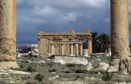 UN: Palmyra Temple Destruction a 'Crime Against Civilization' (Video)