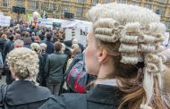 Female barristers report high level of sexual harassment at work