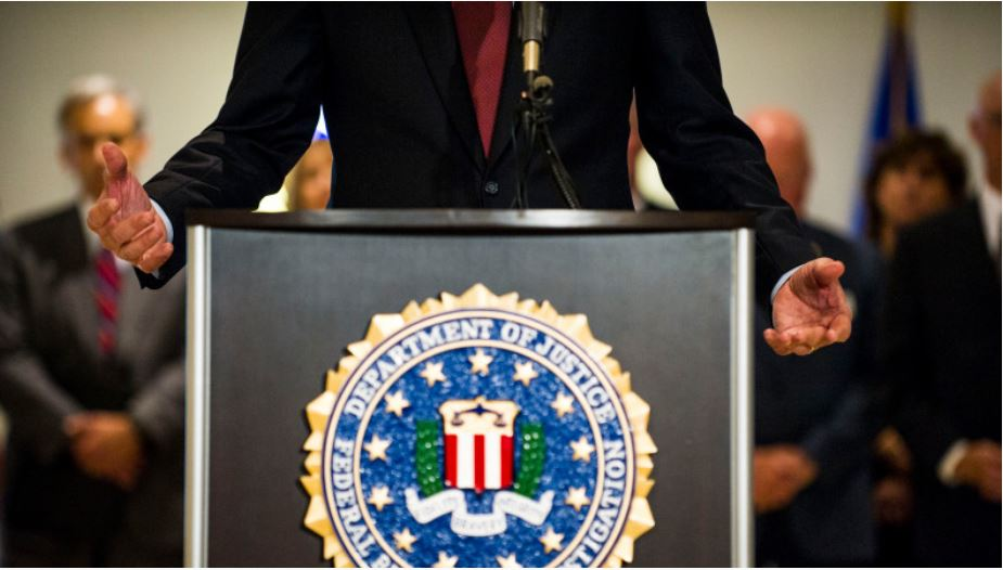 Former female agent sues FBI claiming sexual harassment, discrimination