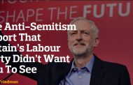 The Anti-Semitism Report That Britain's Labour Party Didn't Want You To See