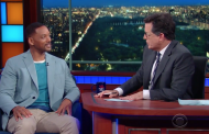 Will Smith Discusses Racism on Late Show with Stephen Colbert