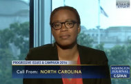 A C-SPAN caller asked a black guest how to stop being prejudiced. Here's how she responded.