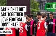 New campaign to tackle racism and discrimination in football