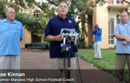 Former Manatee High football coach Joe Kinnan sues school board, former officials