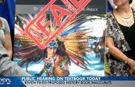 Texas Textbook 'Dripping With Racism' Opposed at Hearing, Awaits Vote
