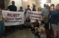 Protesters arrested inside Capitol as they demand Paul Ryan denounce GOP's racism