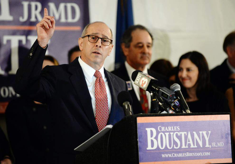 U. S. Rep. Charles Boustany files defamation lawsuit over allegations in book of involvement with slain prostitute