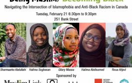 Check Out Being Muslim/Becoming Black: Navigating Islamophobia and Anti-Black Racism in Canada on February 21