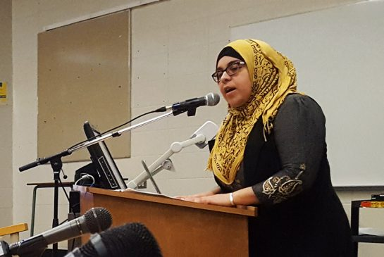 Anti-Muslim bigotry 'compounded' by racism, sexism: advocate