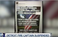 Growing concern over alleged racism, anti-semitism in Detroit Fire Dept.