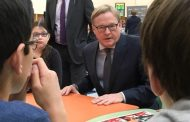 Education Minister David Eggen assigned to find ways to tackle racism
