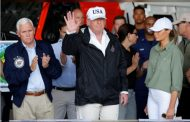 Trump says violence by anti-fascists proves him right on Charlottesville