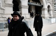 Black employees working in Trump's hotel in Washington sue for racial discrimination