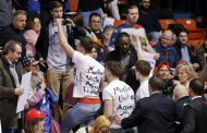 Anti-racism activist 'spoke with love' at Trump rally