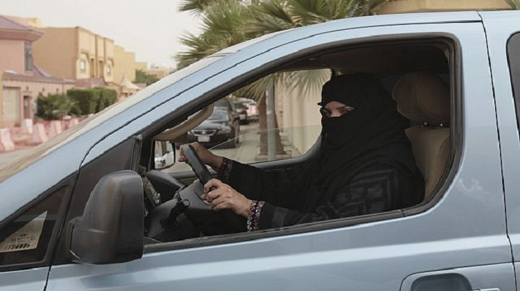 Saudi woman detained for flouting still-in-place driving ban