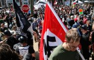 White nationalists march again in Charlottesville