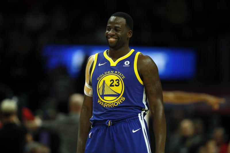 Draymond Green Discusses Mark Cuban, White House Visit, Racism