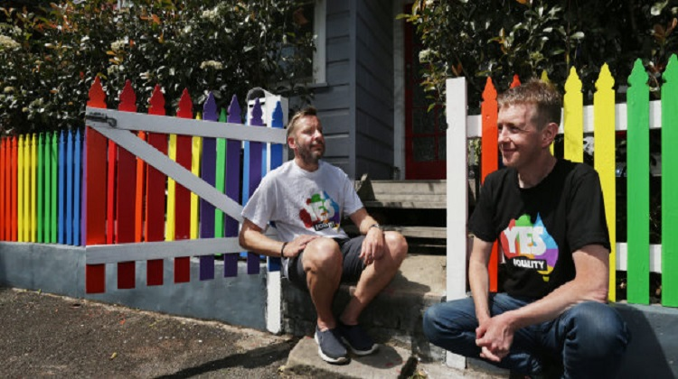 Marriage Equality Discrimination 'The Real Slippery Slope', Campaign Head Tiernan Brady Says