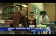 MAN CLAIMS AGE DISCRIMINATION IN SUIT AGAINST SCHOOL DISTRICT