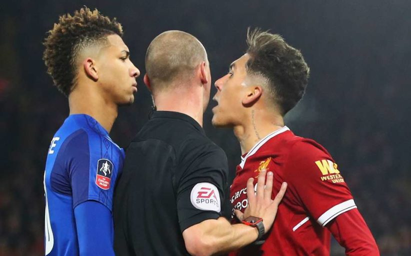 Rio Ferdinand explains what should happen after Mason Holgate and Roberto Firmino incident
