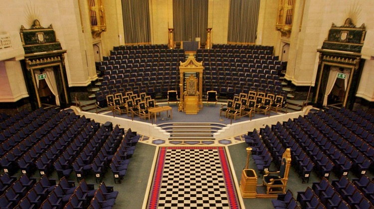 I'm a Freemason, and the discrimination against us has to stop