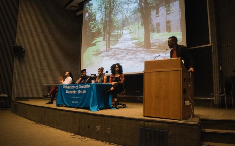 """""""Blackness in White Institutions"""" tackles issues Black students face at U of T"""