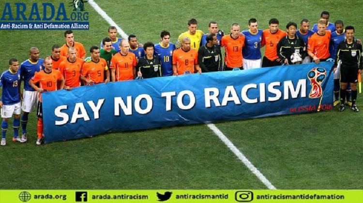 Infantino: FIFA will not tolerate racism at 2018 World Cup