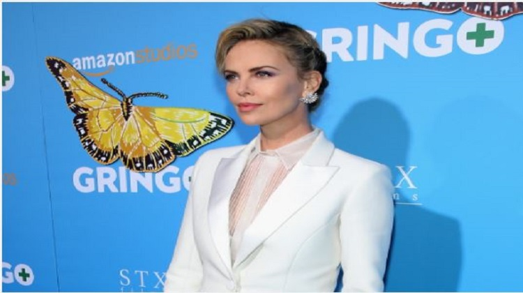 Charlize Theron Has Contemplated Leaving the U.S for the Sake of Her Black Children