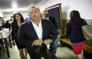 Sandy Hook Families Sue InfoWars' Alex Jones for Defamation