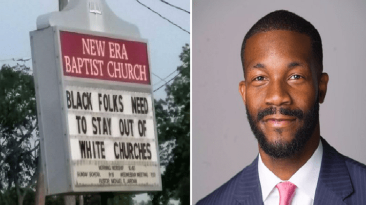 Birmingham's Randall Woodfin takes a stand against racism in his city