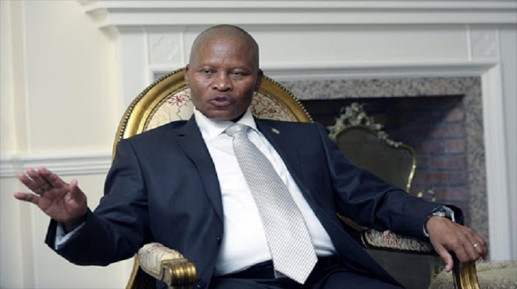 Racism is an embarrassment' says Mogoeng