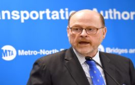 Lhota calls racism on MTA boss who wore blackface at costume party