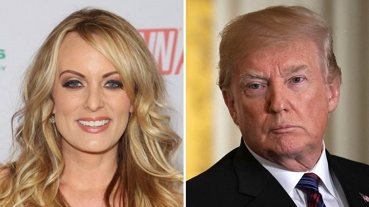 Donald Trump Attempts Move in Stormy Daniels Defamation Suit