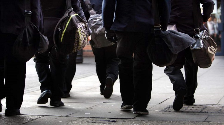 Twelve pupils a week suspended from city schools for racism