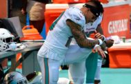 NFL Players Protest Racism & Police Brutality by Kneeling During National Anthem