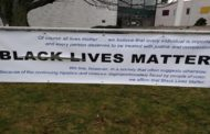 Metro church draws unease with Black Lives Matter banner