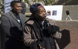 Nail gun shooting sparks workplace racism rally in Halifax
