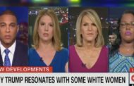 CNN Panel: White Women Trump Voters are Racist and Heavily Invested in White Supremacy