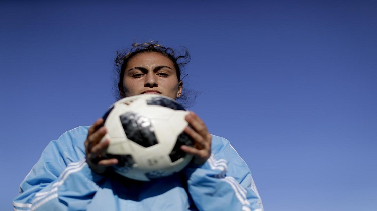 Argentine women fight against inequality in soccer