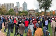 Boston shows solidarity with Pittsburgh, rallies against antisemitism