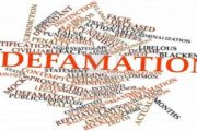 Law of Defamation, Newspaper Publication & Journalistic Improprieties
