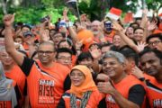 3,000 people in anti-racism walk at Marina Bay
