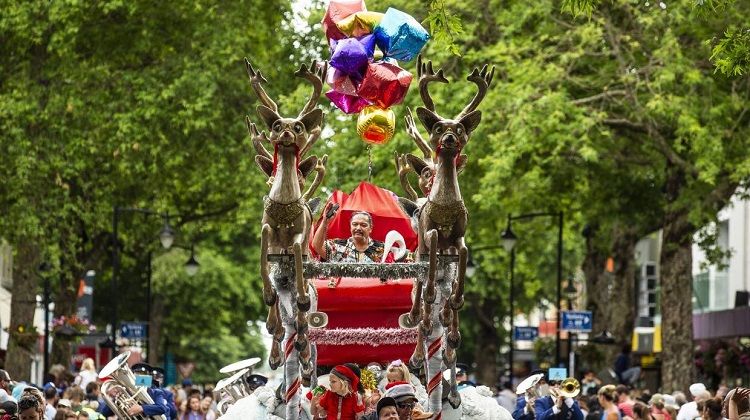 Nationwide debate on Nelson's Santa parade exposes underlying racism