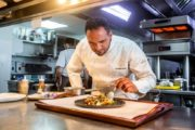One of the UK's only black Michelin-starred chefs: 'Racism is their problem, not mine'