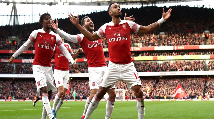EMERY HITS OUT AT SPURS FANS FOR RACISM TOWARDS AUBAMEYANG