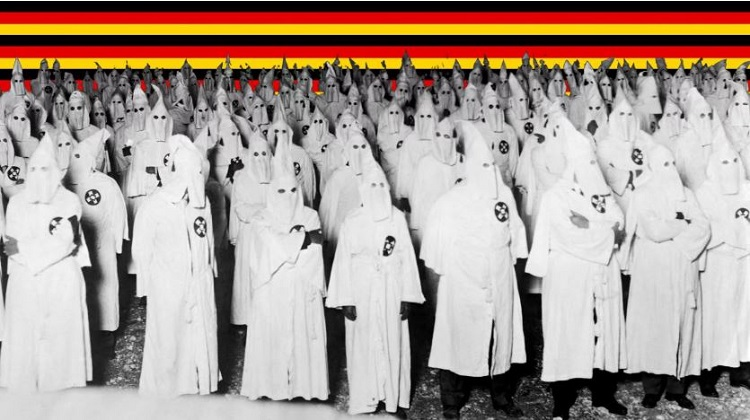 The Ku Klux Klan Is Growing—in Germany
