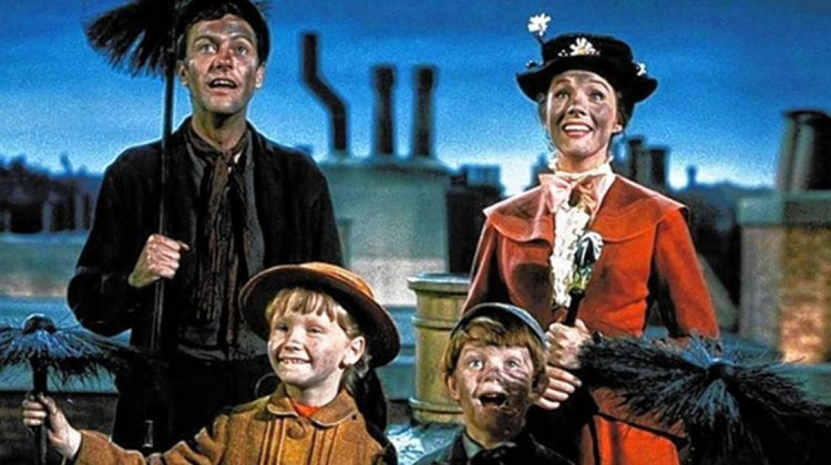 Children's classic Mary Poppins branded racist