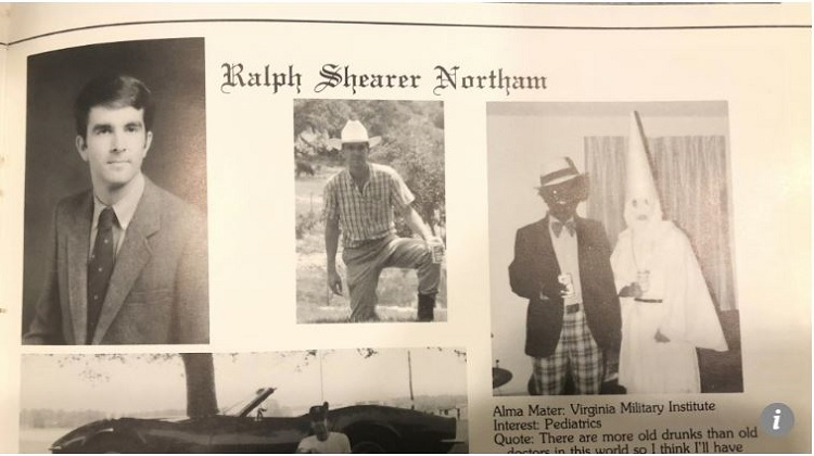 Virginia Governor Ralph Northam's blackface scandal lays bare America's racism problem