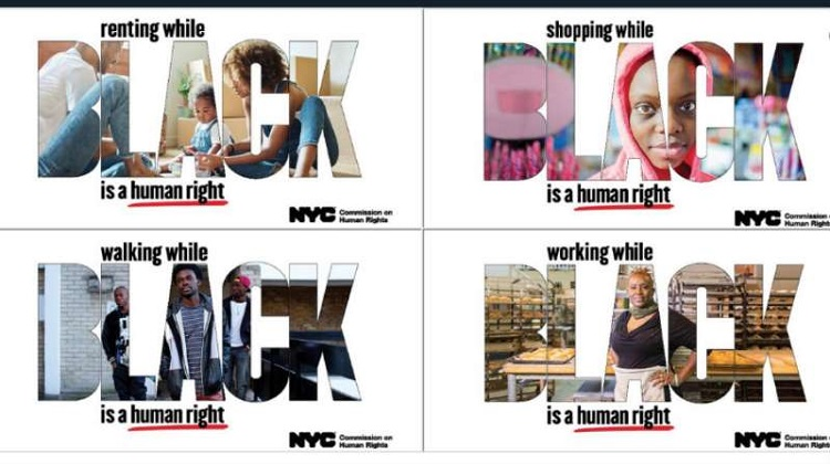 NYC human rights panel launches 'While Black' campaign to combat racism